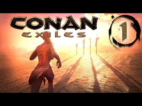 CONAN EXILES - New Aventures! S2E1