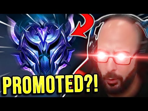 CAN THE CROC GET ME PROMOTED TO D2?!? - SRO Road to Challenger