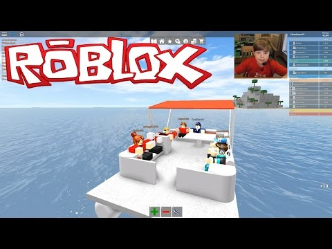 Work at a Pizza Place - A SECRET ISLAND! | Roblox | Kid Gaming