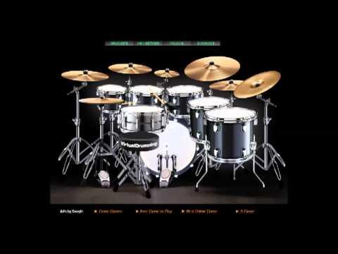 L'arc en ciel - SEVENTH HEAVEN cover Drums by joackobateroxD (virtualdrumming)
