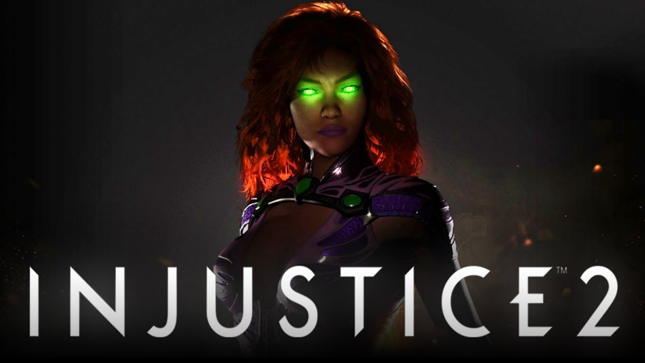 how to get starfire in injustice 2