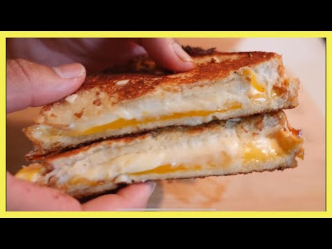 Disney shared their Famous Grilled Cheese Recipe.  Thank you Disney!