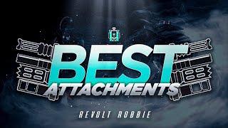 Rainbow Six Siege Best Attachments *Diamond*