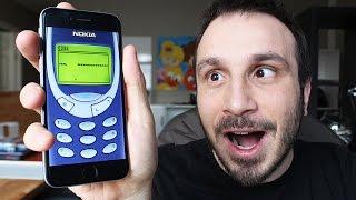 IPHONE 3310 OLDU! iLGİNÇ BEYİN İSRAFI 9 UYGULAMA