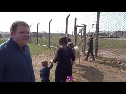 Fancy's Farm Visit - March 2016