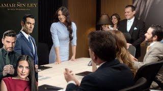 Por Amar Sin Ley 2 - Capítulo 28: Alejandra es la nueva socia de Vega & Asociados - Televisa