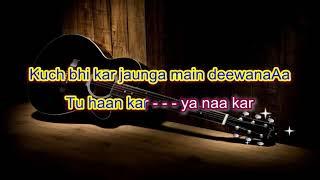 Jaadu teri nazar-Darr-Karaoke - Highlighted Lyrics
