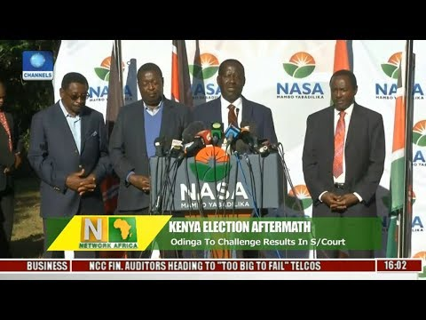 Download Youtube: Kenya Election Aftermath: Odinga To Challenge Results In Supreme Court