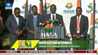 Kenya Election Aftermath: Odinga To Challenge Results In Supreme Court