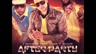 J Alvarez Ft. Yaga Y Mackie - After Party (Prod. By Montana The Producer) (Www.FlowReal.Net).wmv