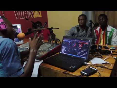 interviewing Ryme Assazin-Talk On Gambian Music (Radio Show)