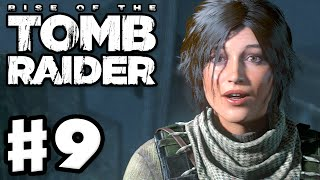 Rise of the Tomb Raider - Gameplay Walkthrough Part 9 - Abandoned Mines! (Xbox One)