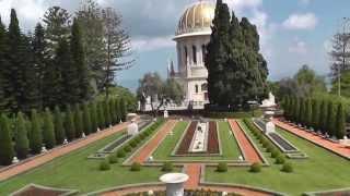 г.Хайфа Бахайский храм и сады вокруг него.(Это видео создано с помощью видеоредактора YouTube (http://www.youtube.com/editor), 2014-09-26T09:31:07.000Z)