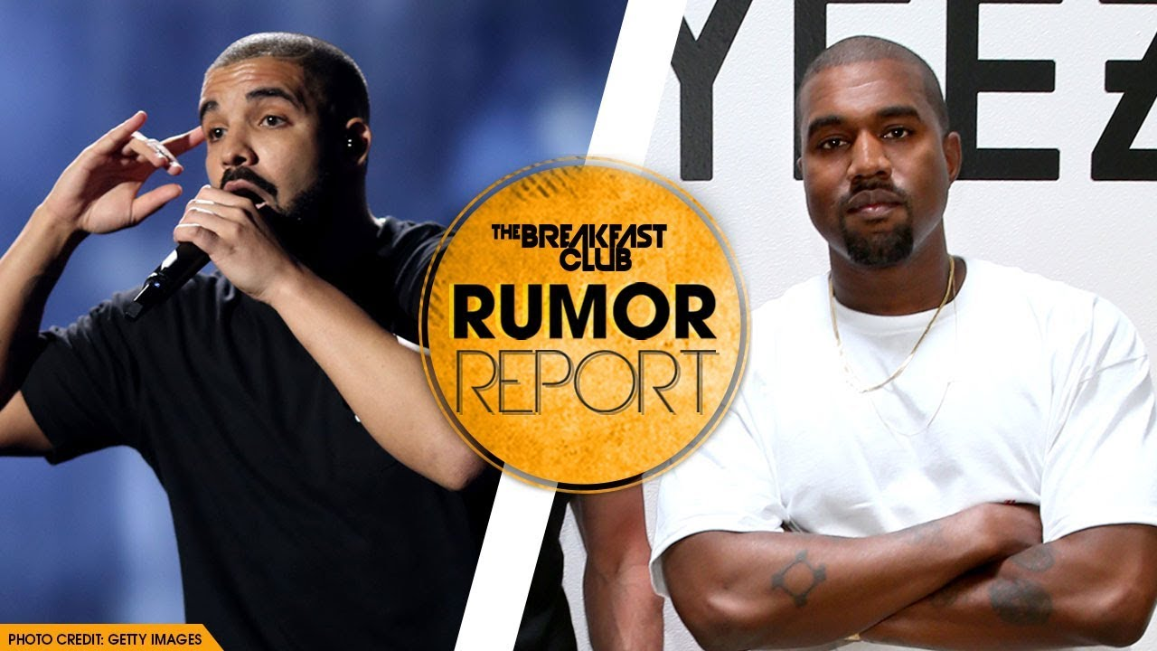 Kanye West May Have Informed Pusha T About Drake's Son