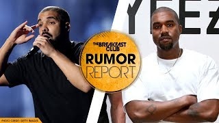 Kanye West May Have Informed Pusha T About Drake