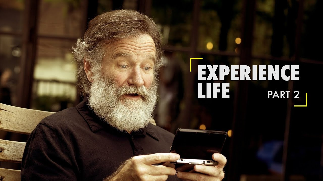 Experience Life (Part 2) - Robin Williams Motivation Tribute