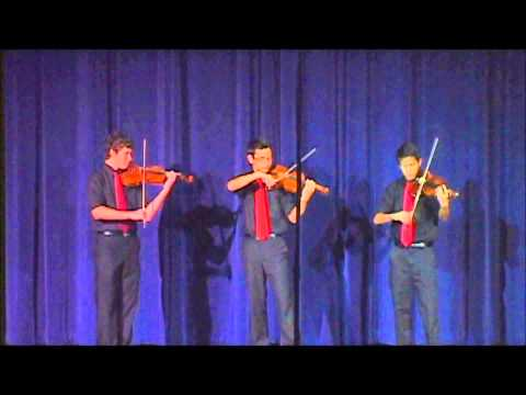 Snow (Hey Oh) - Violin Trio - Red Hot Chili Peppers