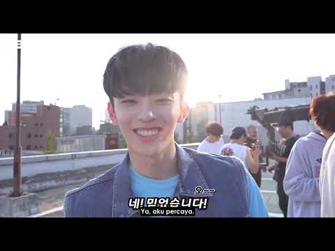 [INDOSUB] VERIVERY VE-HIND - 'Super Special MV Behind Scene ep.2