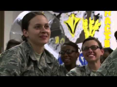 United States Air Force Basic Military Training-full documentaryHD