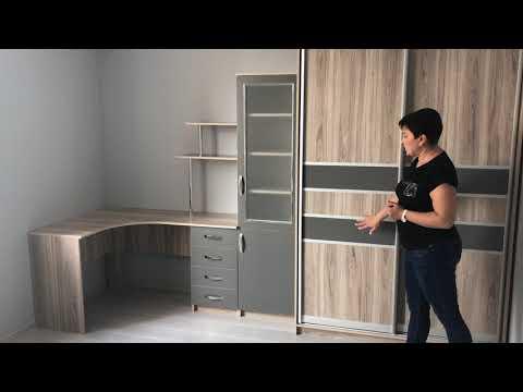Комната для мальчика подростка. Мебель в интерьере: Дизайн и Расстановка