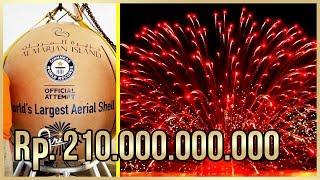 210 MILIAR RUPIAH?! 5 PETASAN SPEKTAKULER YANG HARGANYA BIKIN SULTAN KETAR-KETIR!