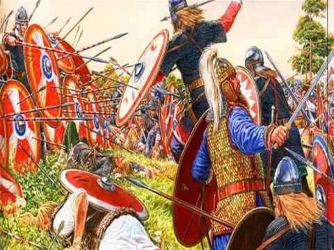 Caída de Roma e invasiones bárbaras - YouTube