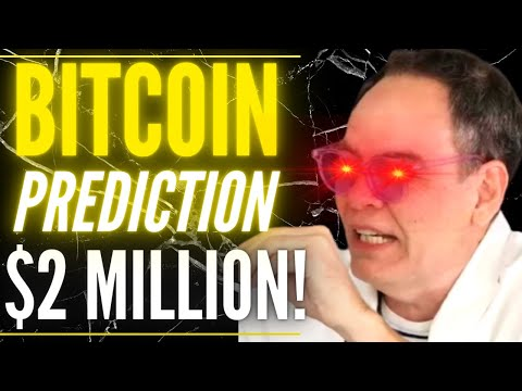 Max Keiser Unveils New $2 Million Dollar Bitcoin Price Prediction! Bitcoin News And Analysis