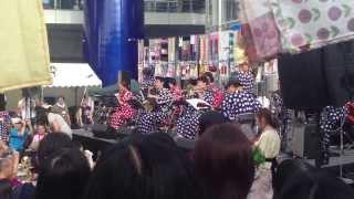 「あまちゃんの」テーマフェスティバルFUKUSHIMA! in Aichi 2013.9.8 あ...