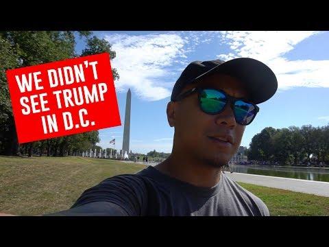 On the border of Virginia, Washington DC, and Maryland