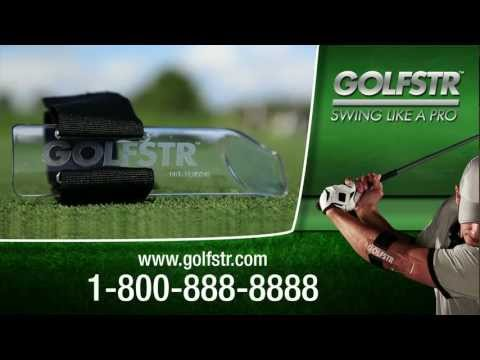 Golf Channel Spot for GOLFSTR Straight Arm Solution