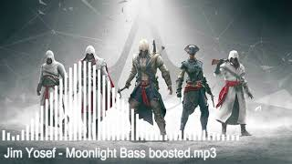 Jim Yosef - Moonlight [Bass boosted]