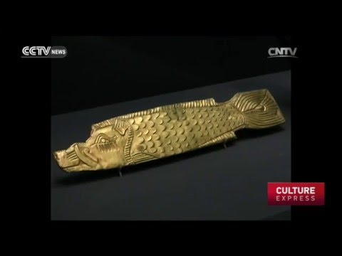 Treasures of Romania: Exhibition at National Museum of China