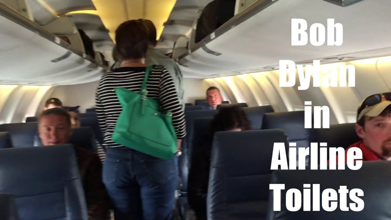 TheAirline Toilets Theatre Company: Watch One Man Stage Comical Shows in Airplane Bathrooms