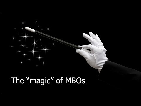 The Magic of Management Buyouts (MBOs)