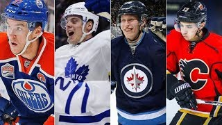 ''Welcome To The Show'' - NHL 2017-2018 Best Young Players (HD)