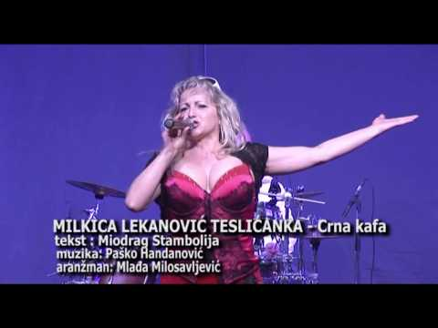 Milkica Lekanovic Teslicanka - Crna kafa - Obrenovacko prolece 2017.