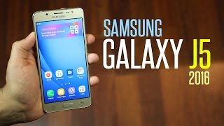 Samsung Galaxy J5 (2016 edition) - Unboxing and Review