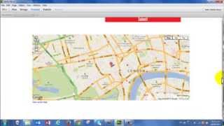 Adobe Muse - How to embed a Google Map into a Muse Website