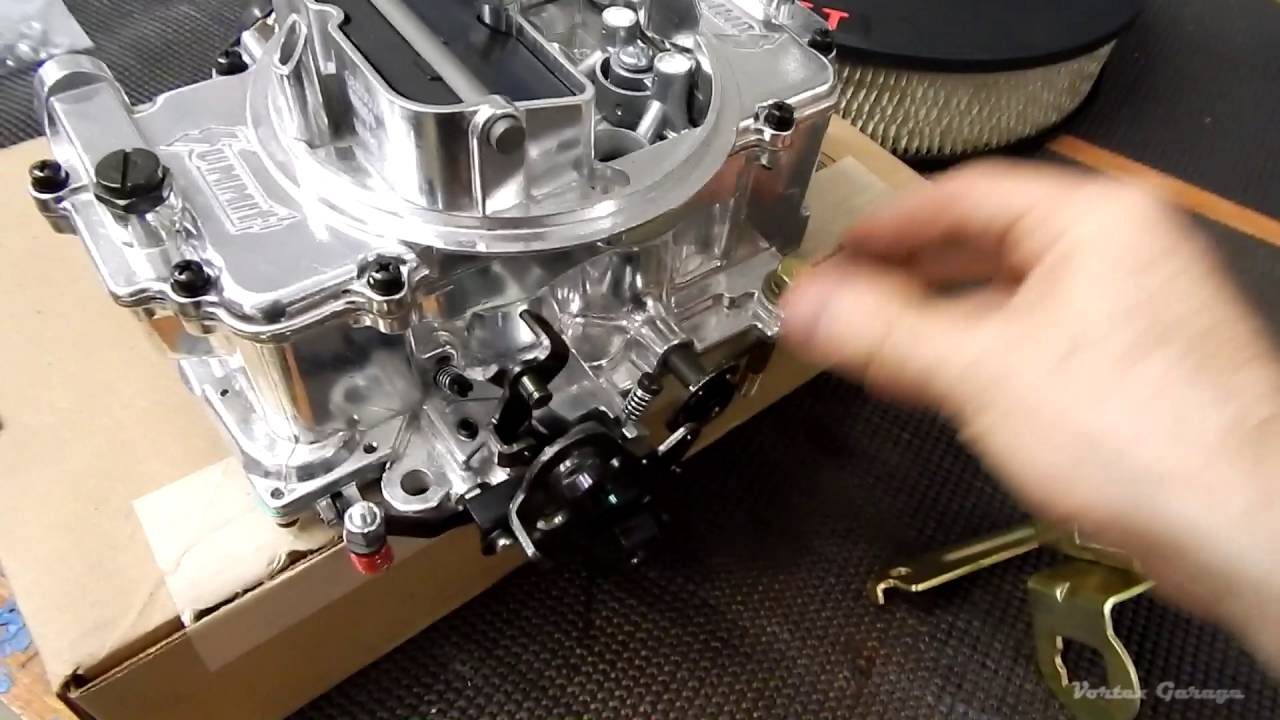 More Squarebody - Linkages for the 700R4 and Summit Carb on the ...