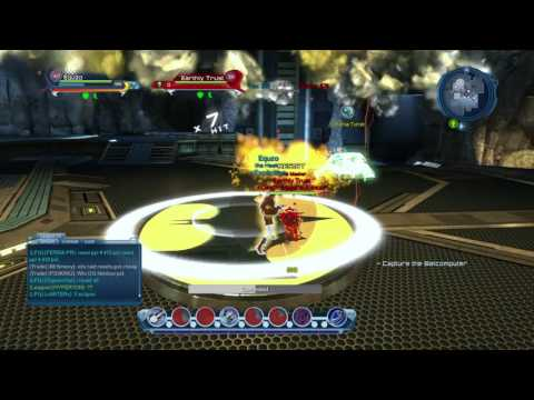 DCUO Atomic NEEDS TO BE NERFED