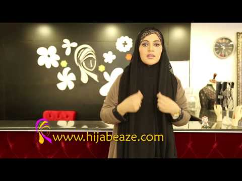 Hoodie Drapes for  Niqabeaze HIJABEAZE By Urooj Asif
