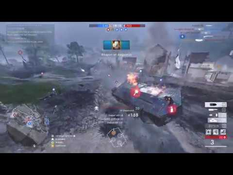 Battlefield 1 - St Chamond   Best Tank And Best Package?
