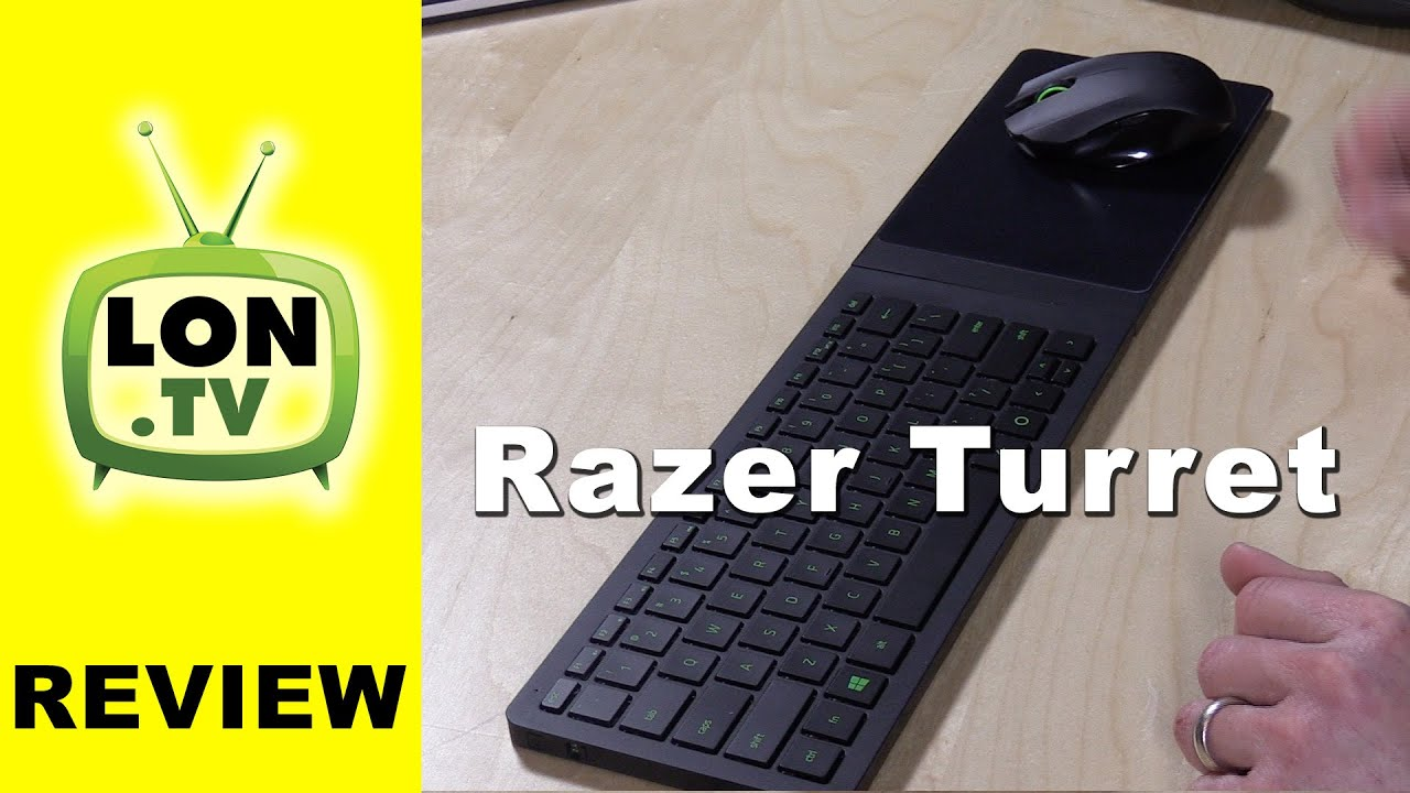 Razer Turret Review