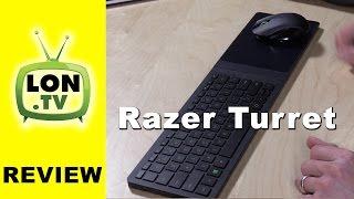 Razer Turret Review