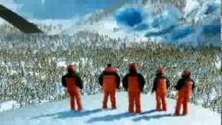 Happy Feet the most important end scene! The point of the movie. NO FISHING!!