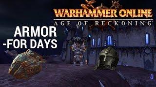 Warhammer Return of Reckoning End Game Set Pieces