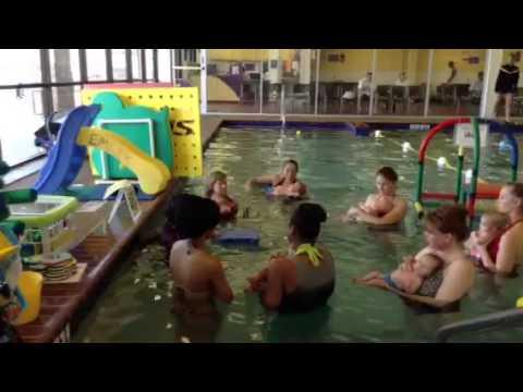 8-30-13 Swim class