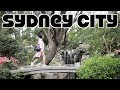 A Day in Sydney City | Darling Harbour | Chinese Friendship Garden
