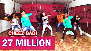 Tu Cheez Badi Hai Mast Mast (Machine) Bollywood Choreogrop