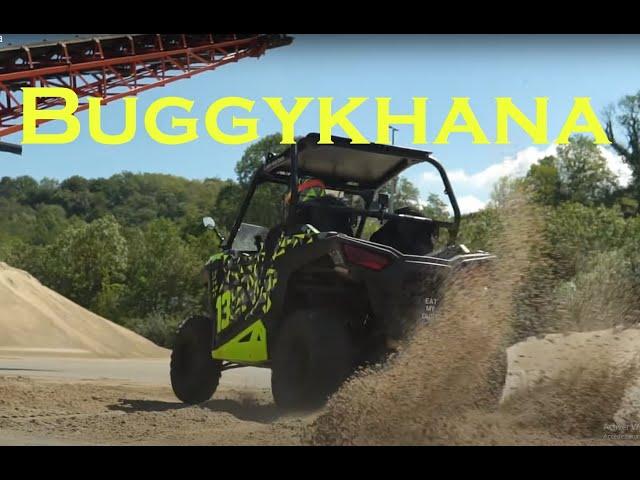 Buggykhana // Gymkhana with Polaris RZR, by Spix Media